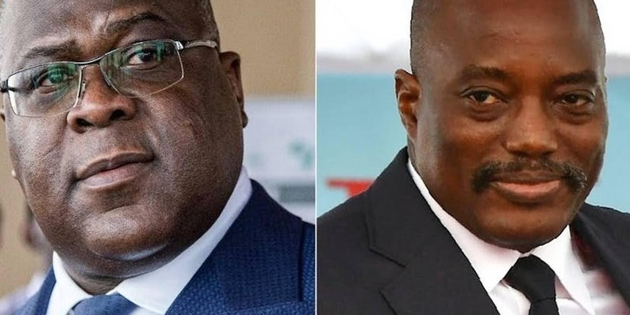 L\'actuel président Félix Tshisekedi et l\'ancien président Joseph Kabila se livrent une bataille féroce pour le pouvoir.